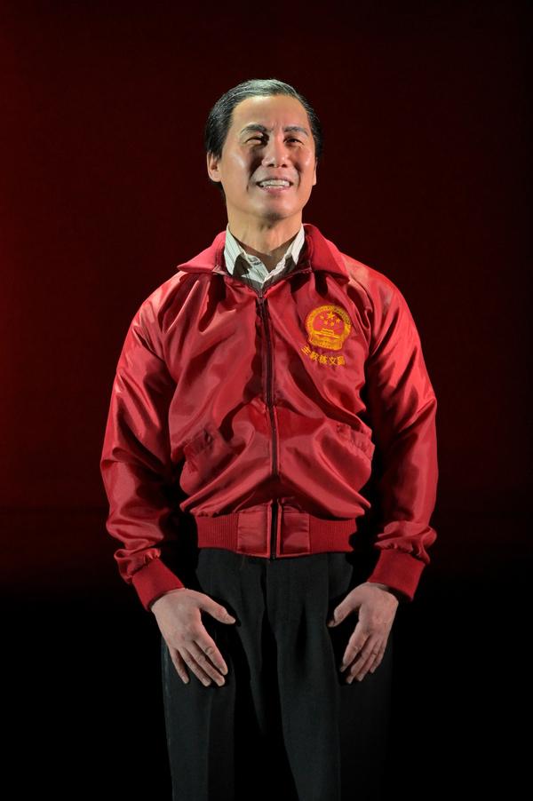 BD Wong. Photo Credit: Kevin Berne