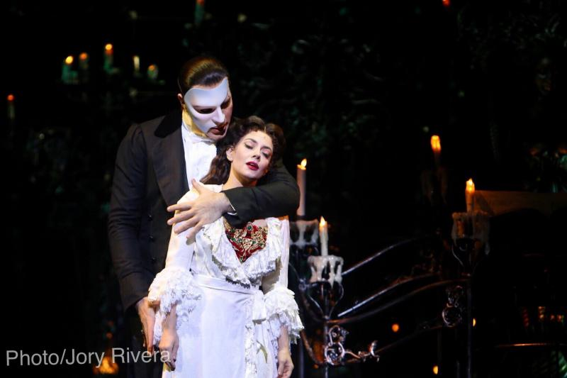 BWW Review: THE PHANTOM OF THE OPERA Still A Veritable Force After Three Decades