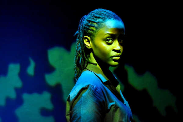 Photo Flash: First Look At Off-Broadway Premiere of MIRACLE IN RWANDA