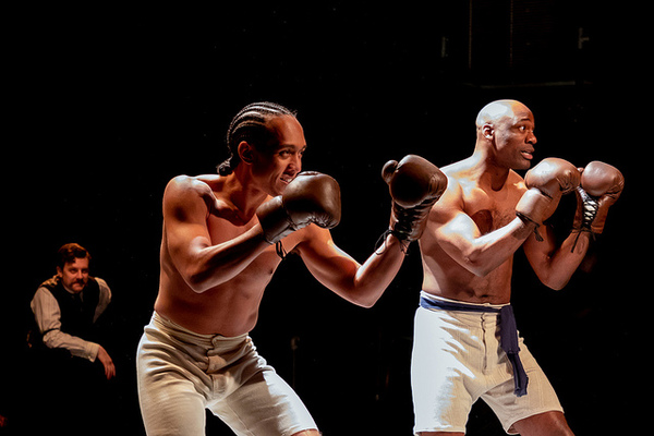Photo Flash: First Look At THE ROYALE At Kitchen Theatre Company