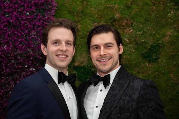 Joe Carroll and Andrew Pirozzi Photo