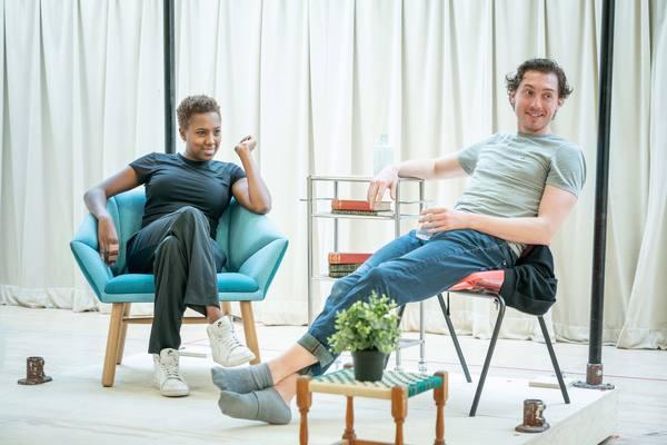 Jade Anouka and Rory Fleck Photo