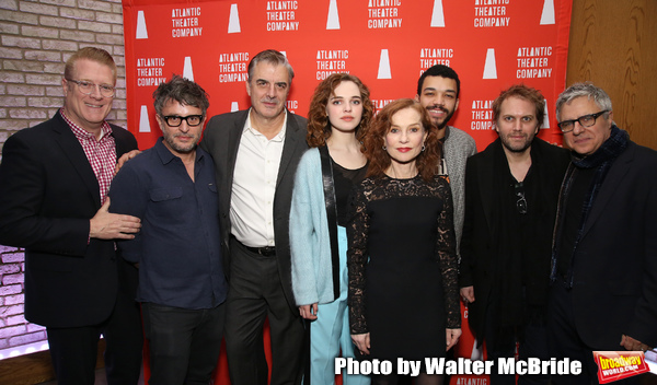 Jeffory Lawson, Trip Cullman, Odessa Young, Chris Noth, Isabelle Huppert, Justice Smi Photo