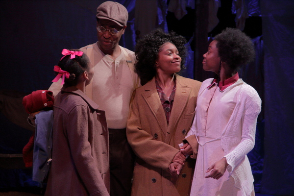 Photo Flash: First Look at Virginia Stage Company's THE BLUEST EYE