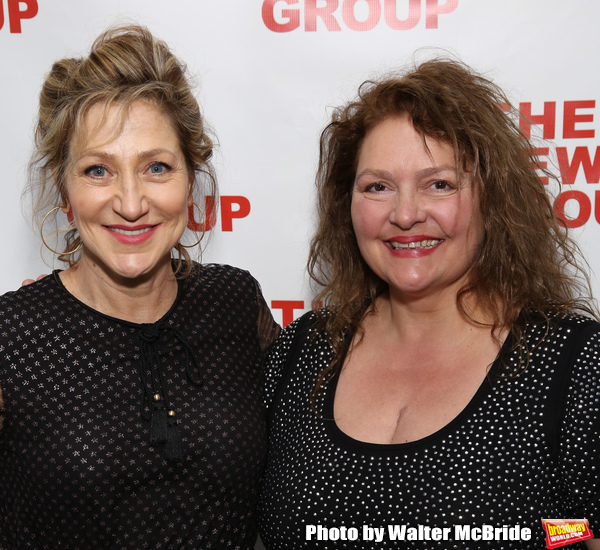 Photos: The New Group Honors Edie Falco at Spring Gala!