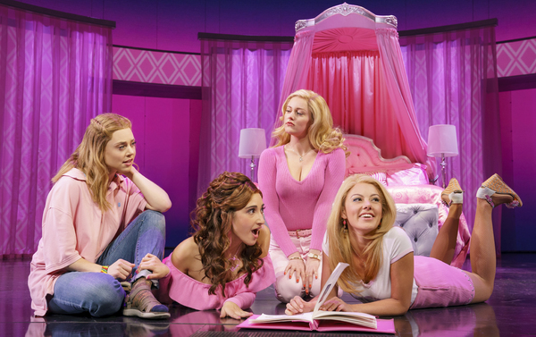 Photo Flash: And Some for Gretchen Wieners! First Look at