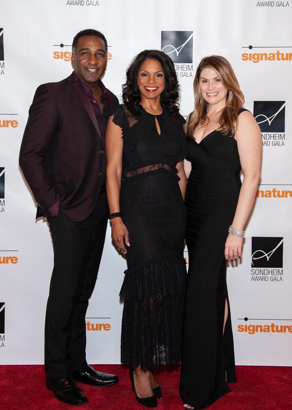 Photo Flash: Inside the Sondheim Award Gala Honoring Audra McDonald