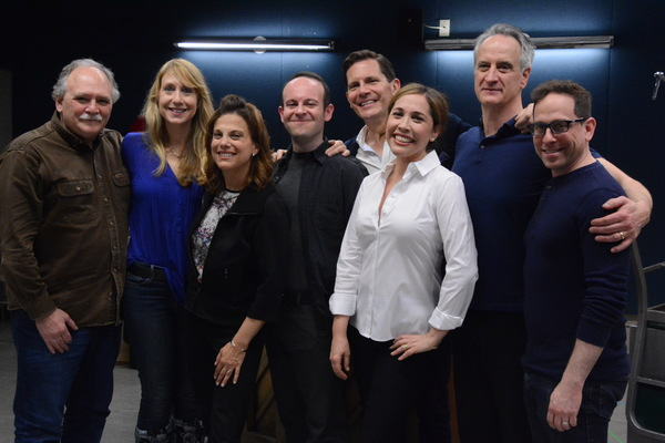 Willy Holtzman, Laura Gordon, Andrea Bianchi, Jonathan Spivey, Peter Flynn, Andrea Burns, Mark Lotito and Garth Gravits