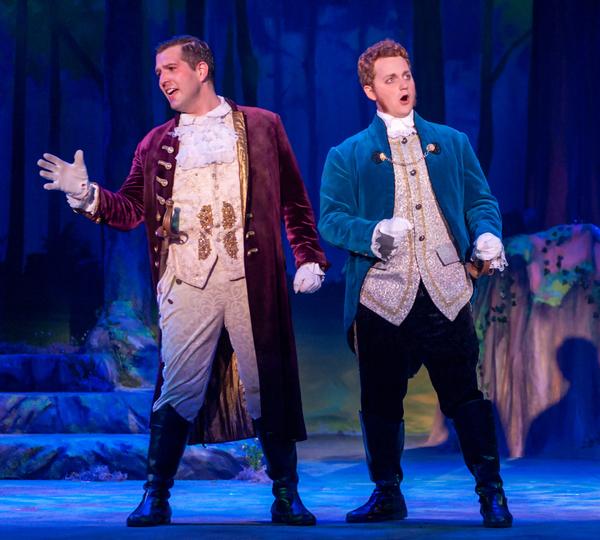 John Detty and Nicholas Stephens Photo