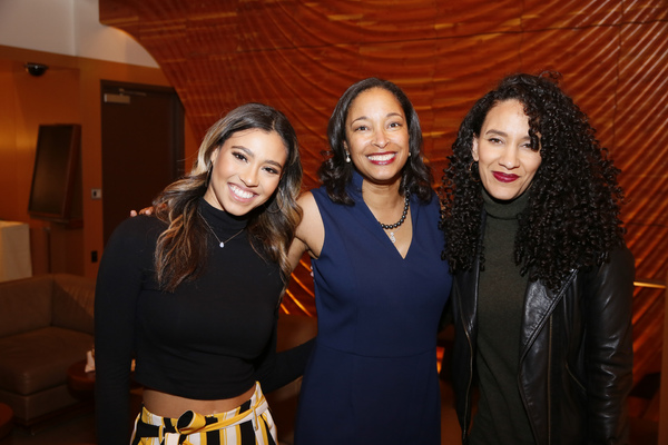 Photo Flash: Inside the 2019 August Wilson Monologue Competition At Mark Taper Forum