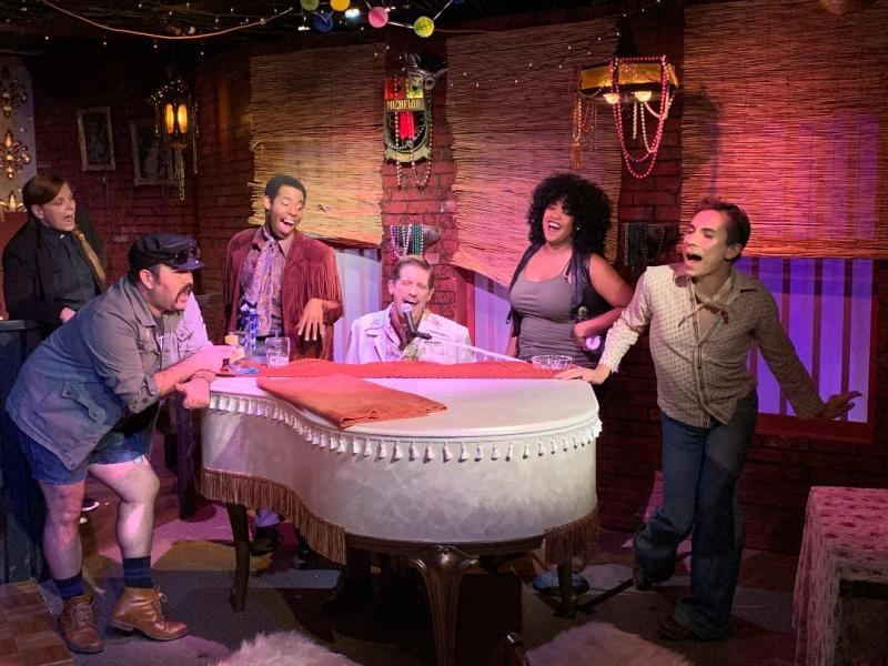 BWW Review: THE VIEW UPSTAIRS at Desert Rose is a Must See.