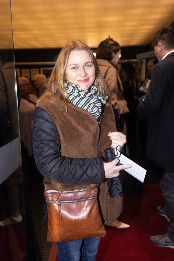 Photo Flash: The Stars Come Out for Press Night for ADMISSIONS at Trafalgar Studios