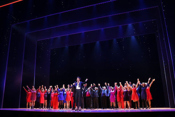 Jenn Colella, Broadway Inspirational Voices