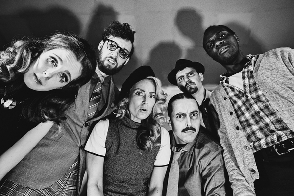 Photo Flash: NIGHT OF THE LIVING DEAD LIVE Announces Full Cast