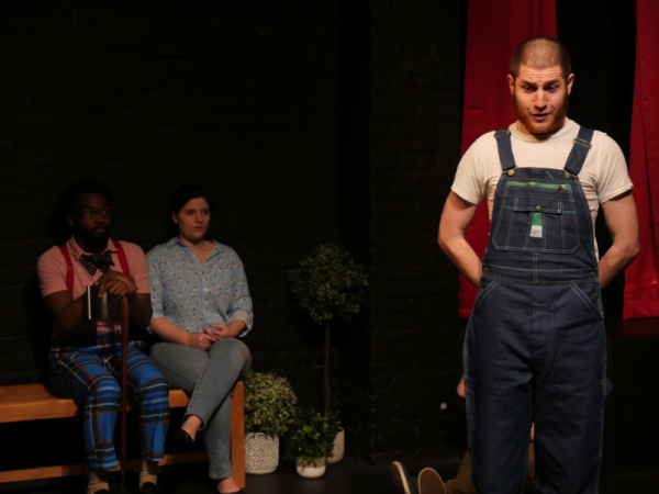 Photo Flash: First Look At THE SEAGULL At The Wheel Theatre Company