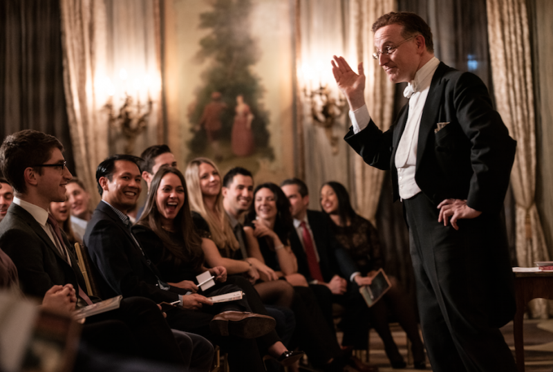 BWW Review: Steve Cohen and CHAMBER MAGIC at Lotte NY Palace Fascinates Guests from Near and Far