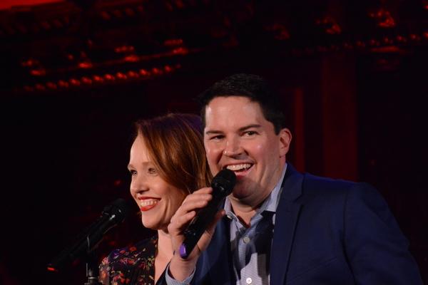 Jessica Keenan Wynn and Kevin Duda Photo