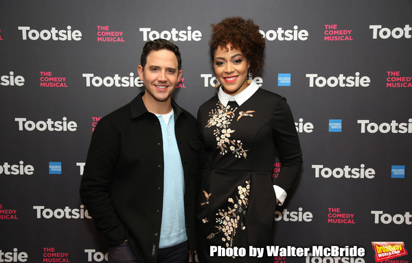 Photo Coverage: Meet the Cast and Creatives of TOOTSIE, Led by Santino Fontana!
