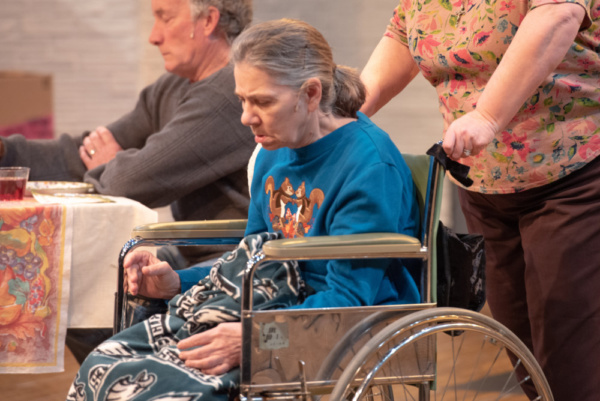 Photo Flash: Central PA Premiere Of THE HUMANS Opens Tonight At EPAC