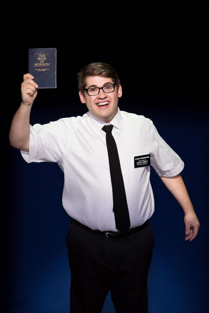 BWW Review: Raucous and Irreverent, THE BOOK OF MORMON Continues to Convert Legions of Musical Theater Fans