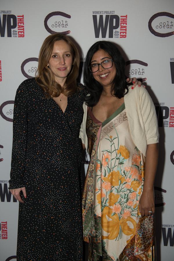Adrienne Campbell-Holt, Rehana Lew Mirza