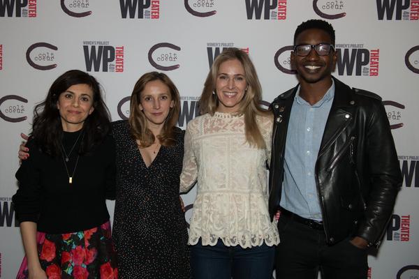 Photo Flash: WP Theater's HATEF**K Celebrates Opening Night