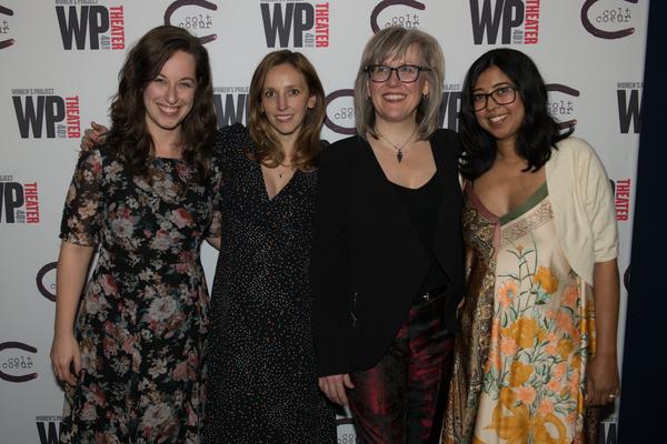 Rachel Karpf, Adrienne Campbell-Holt, Lisa McNulty, Rehana Lew Mirza