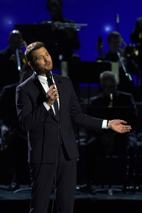 Photo Flash: See a First Look at 'buble!' on NBC!