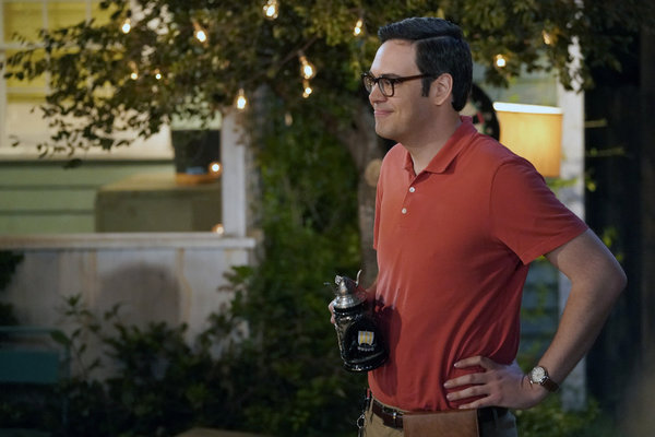 Photo Flash: Get a Sneak Peak at the Pilot of ABBY'S on NBC