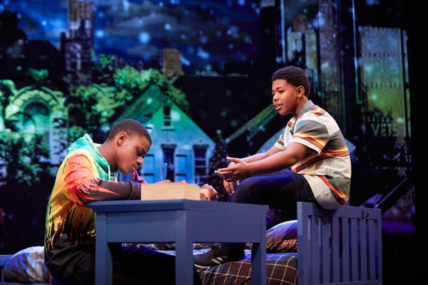 Photo Flash: First Look at Geffen Playhouse's BLACK SUPER HERO MAGIC MAMA