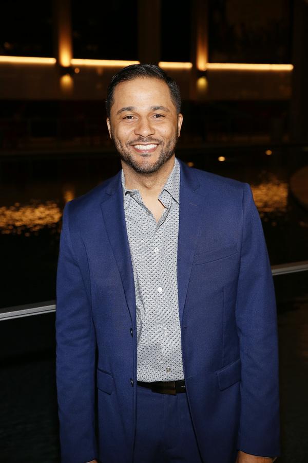 Actor Jason Dirden  Photo