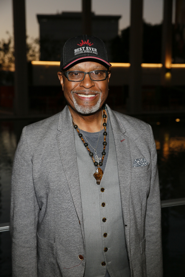 Actor James Pickens Jr.