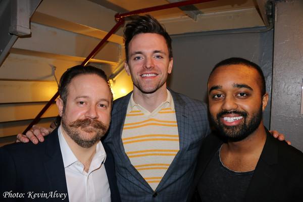Brian Cali, Jake Odmark, David Rowen