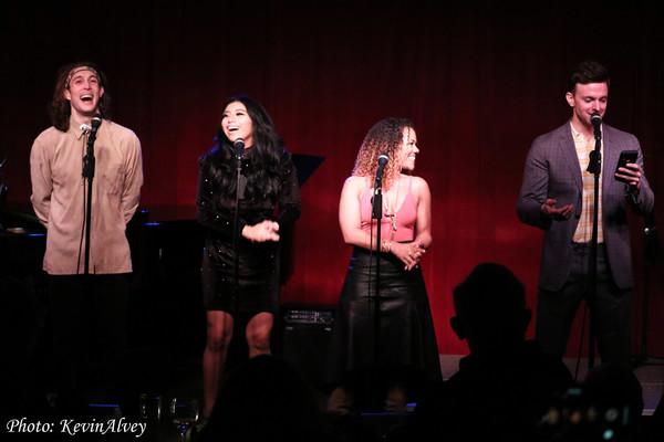 Conor Ryan, Kirstin Baldonado, Alysha Deslorieux, Jake Odmark Photo