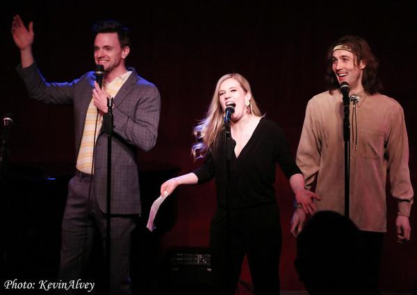 Jake Odmark, Abby Mueller, Conor Ryan