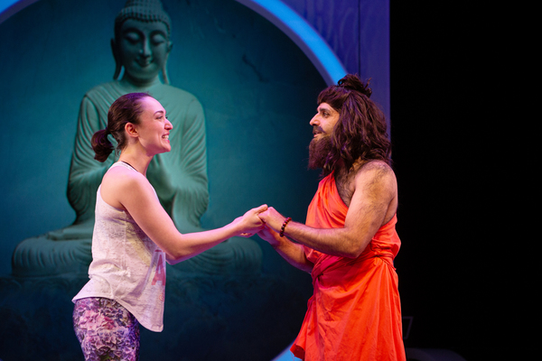 Photo Flash: First Look At YOGA PLAY At San Francisco Playhouse