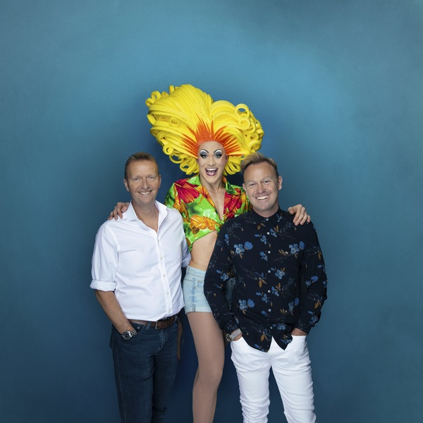 Photo Flash: UK Tour Of PRISCILLA, QUEEN OF THE DESERT Extends - Check Out All New Photos