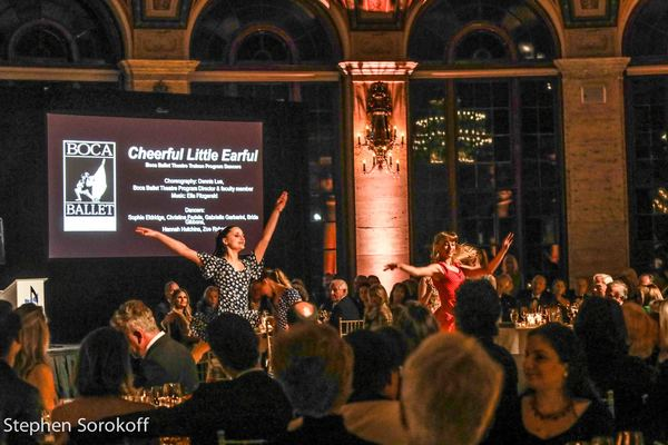 Photo Coverage: Bebe Neuwirth Hosts Dancers In Transition Heart & Soul Gala