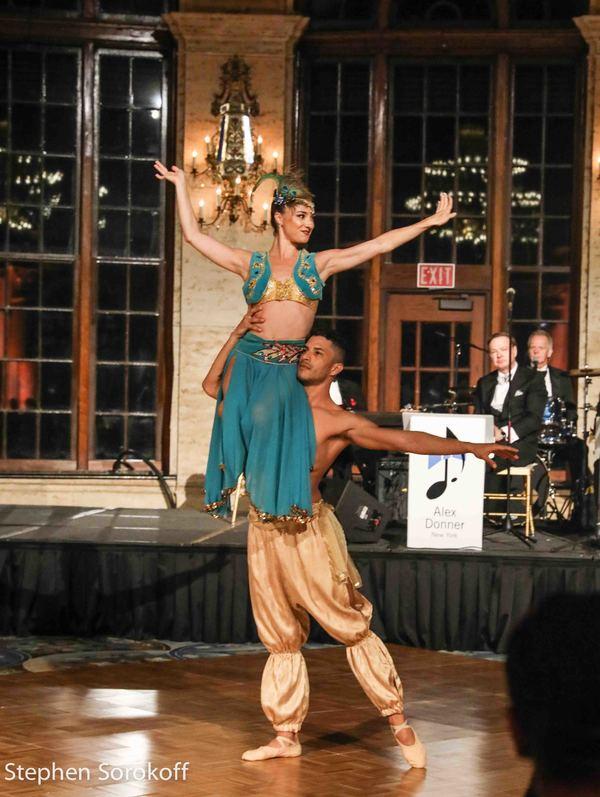Photos: Bebe Neuwirth Hosts Dancers In Transition Heart & Soul Gala