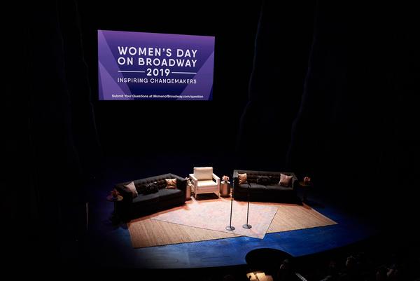 Photo Flash: Inside WOMEN'S DAY ON BROADWAY