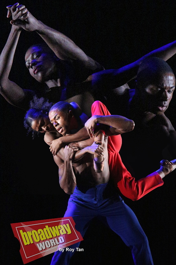 Photo Flash: Ballet Black Takes the Stage at the Barbican