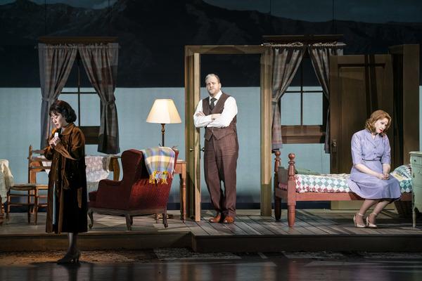 Photo Flash: AN AMERICAN DREAM Opens Tonight at Lyric Opera