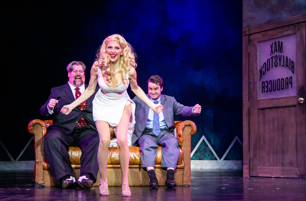 Photo Flash: First Look At THE PRODUCERS At The Argyle Theatre