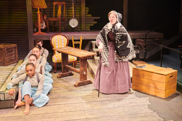 Photo Flash: First Stage Presents BIG RIVER: THE ADVENTURES OF HUCKLEBERRY FINN