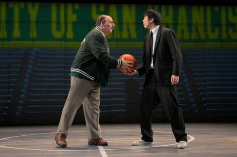 BWW Review: THE GREAT LEAP at A.C.T. Starring B.D. Wong