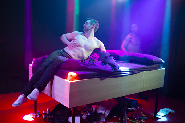 Photos: King's Head Theatre Presents the World Premiere of UNDETECTABLE