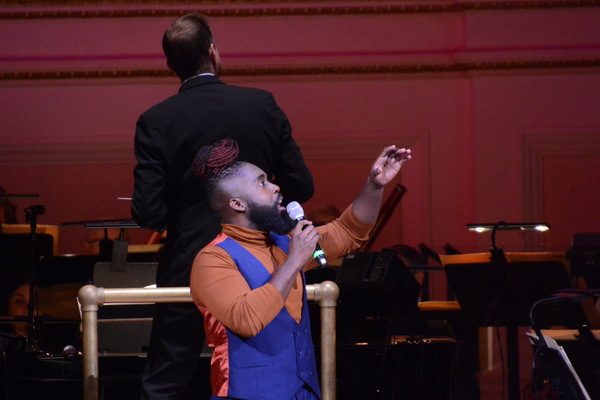 Photo Coverage: Laura Osnes, Mykal Kilgore, and More, Perform Movie Hits With the New York Pops