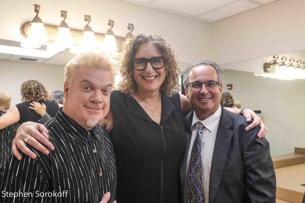 Chipper Lowell, Judy Gold, Craig Neier