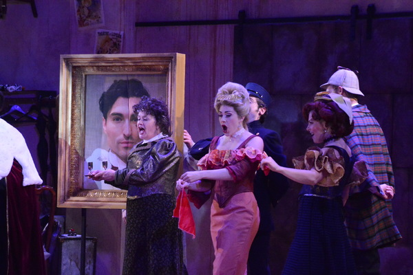 Photo Coverage: A GENTLEMAN'S GUIDE TO LOVE AND MURDER Opens at The John W. Theater Northport