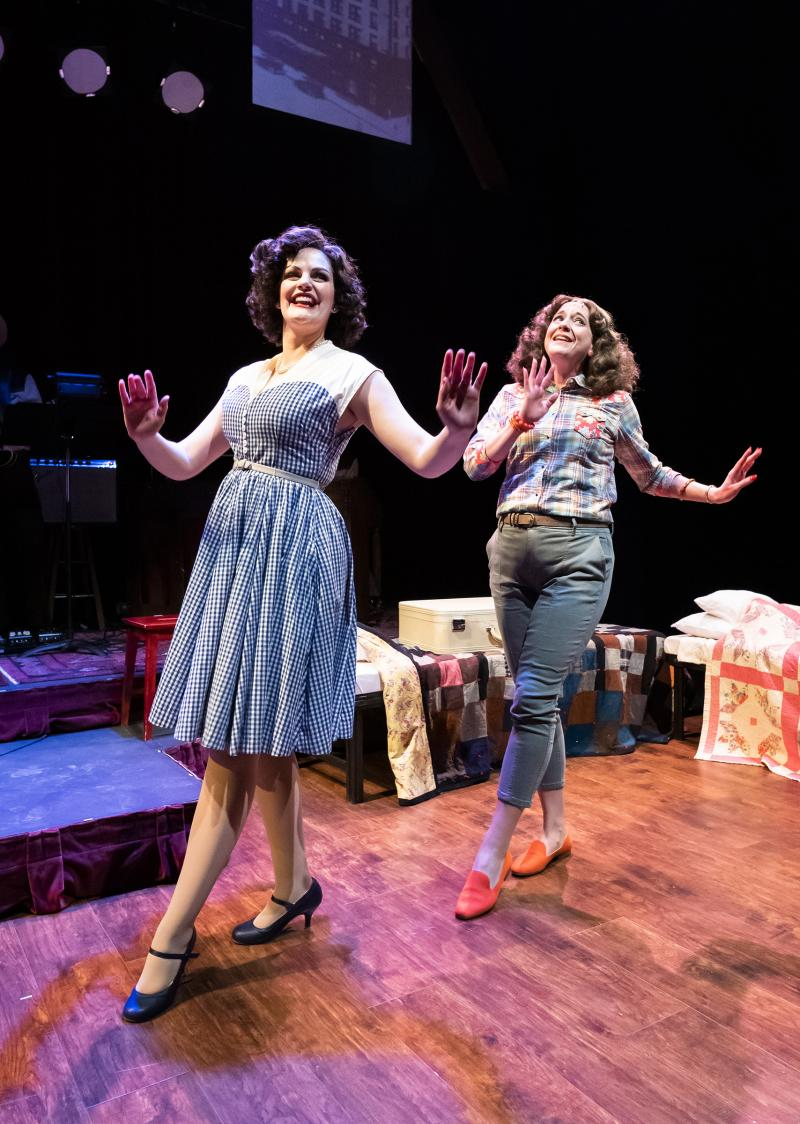 BWW Review:  You'll Go 'Crazy' and 'Fall to Pieces' over ALWAYS... PATSY CLINE at Taproot
